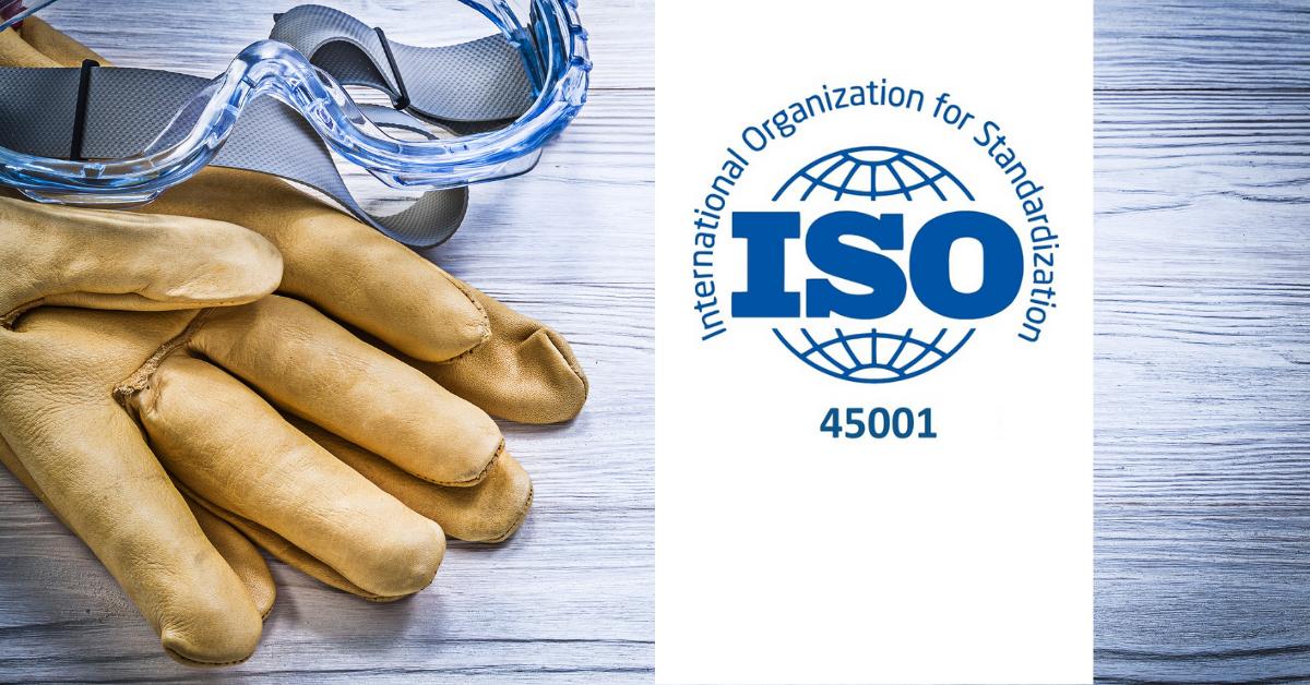 ISO 45001 -standardi käytännössä
