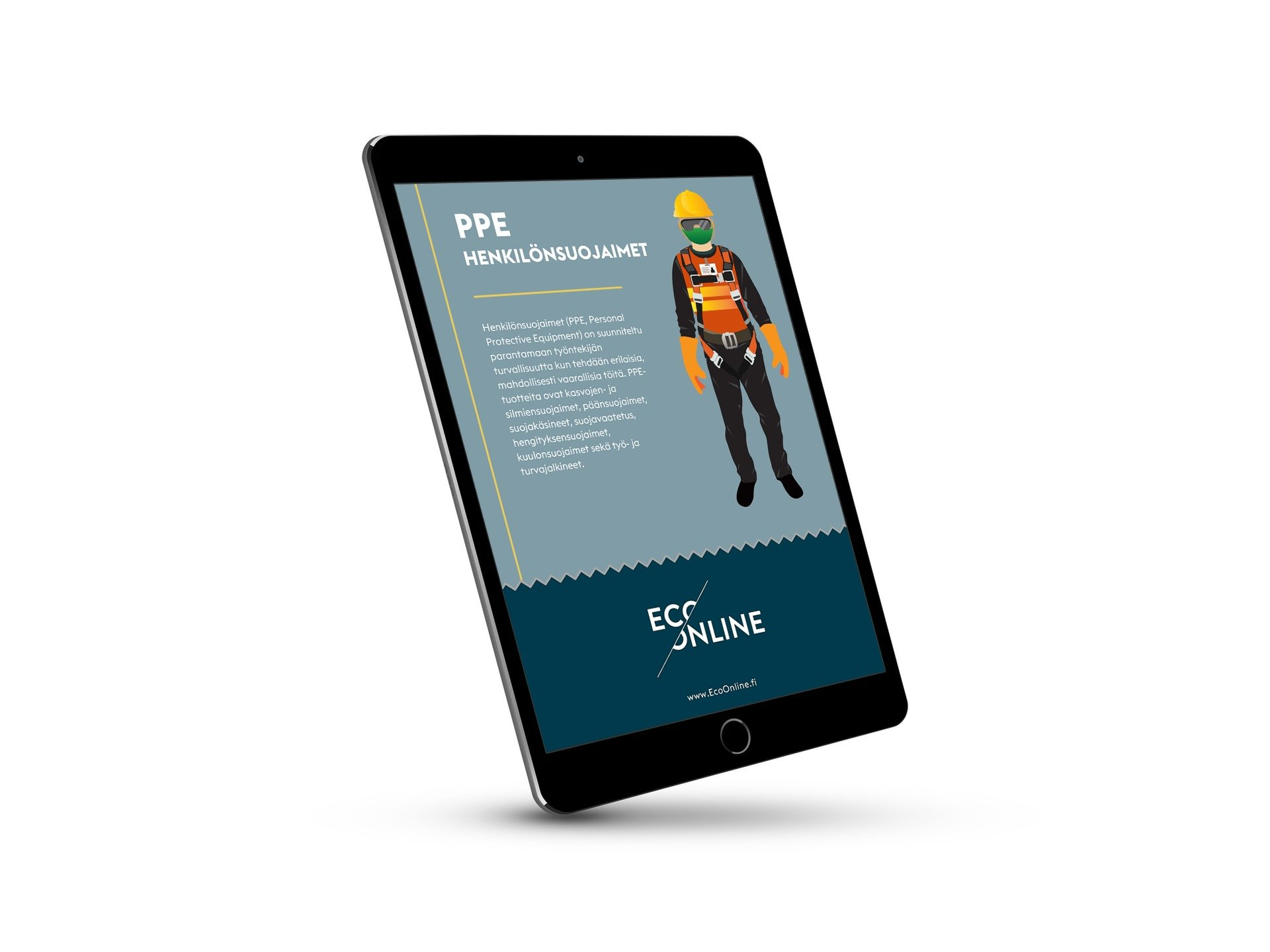Opas: PPE - Henkilönsuojaimet